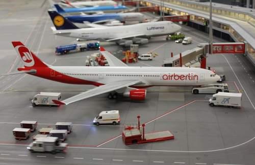 Miniaturwunderland Flughafen